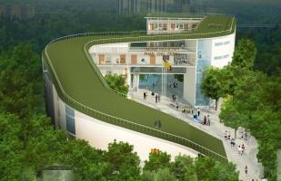 Trường trung học phổ thông có phong cảnh lung linh nhất Việt Nam