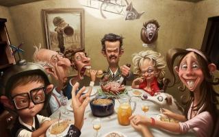 Truyện cười gia đình