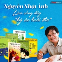 Truyện hay nhất của nhà văn  Nguyễn Nhật Ánh