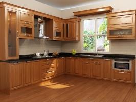 Cách đơn giản nhất để tận dụng không gian trống trong nhà bếp
