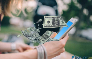ứng dụng giúp kiếm tiền trên điện thoại tốt nhất 2018