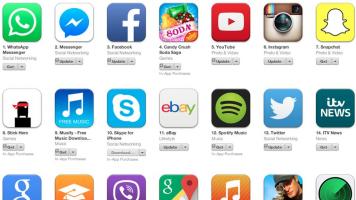 ứng dụng iOS được đánh giá cao nhất trong suốt 10 năm qua trên App Store