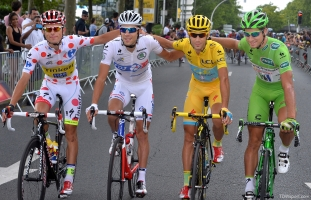 Vận động viên đua xe đạp hàng đầu thế giới hiện nay