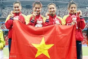Vận động viên thể thao nổi tiếng nhất Việt Nam