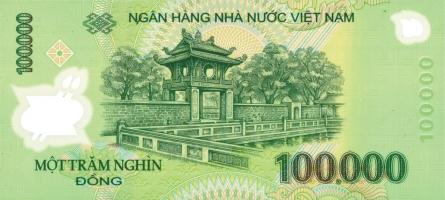 địa danh nổi tiếng được in trên tờ tiền của Việt Nam