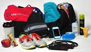 Vật dụng cần thiết nhất bạn nên chuẩn bị khi đến phòng tập gym