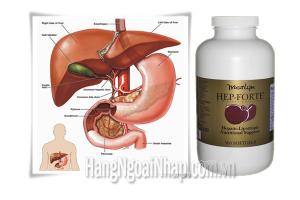 Viên uống bổ gan, giải độc gan hiệu quả nhất hiện nay