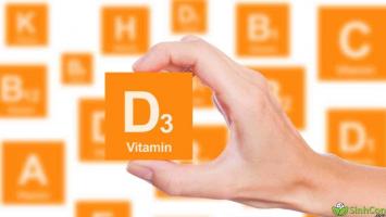 Viên uống bổ sung vitamin D3 giúp hấp thu canxi tốt nhất hiện nay