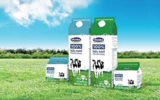 Thương hiệu sữa tươi được người Việt ưa chuộng nhất