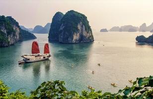Cảnh quay đẹp tại Việt Nam trong các bộ phim bom tấn Hollywood