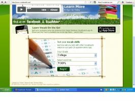 Trang web học tiếng anh free