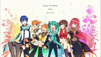 Vocaloid nổi tiếng của Nhật Bản