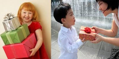Lời khuyên khi chọn quà cho trẻ