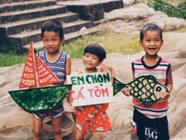 Vụ cá chết hàng loạt năm 2016 gây thiệt hại lớn nhất tại Việt Nam