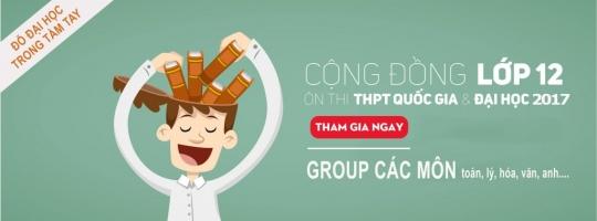 Website học tập và ôn thi THPT Quốc gia uy tín nhất