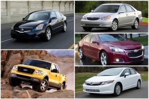 Xe ô tô bán chạy nhất tại Mỹ năm 2016