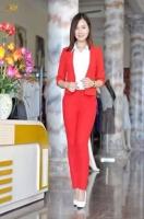 Xu hướng thời trang cho nàng công sở thu đông 2016