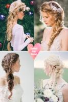 Kiểu tóc cô dâu được ưa chuộng nhất trong mùa cưới 2016