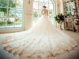 Kiểu váy cưới đẹp nhất sẽ lên ngôi 2017