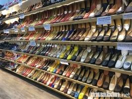 Xưởng giày dép giá sỉ rẻ nhất Hải Phòng của dân buôn