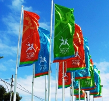 Xưởng may/cho thuê cờ phướn, cờ các loại giá tốt, bền và đẹp ở TPHCM