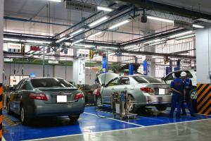 Xưởng/Gara sửa chữa ô tô uy tín và chất lượng nhất tại Quy Nhơn, Bình Định