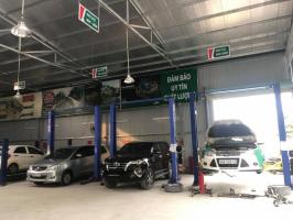 Xưởng/Gara sửa chữa ô tô uy tín và chất lượng ở quận Đống Đa, Hà Nội