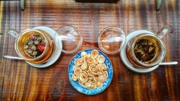 Quán trà và bánh ngọt nổi tiếng nhất Cần Thơ