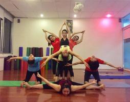 Phòng tập yoga tốt nhất TP. Long Xuyên, An Giang