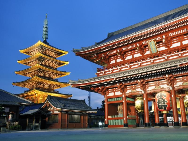 Top 15 công trình kiến trúc nổi tiếng nhất Nhật Bản có thể bạn muốn biết