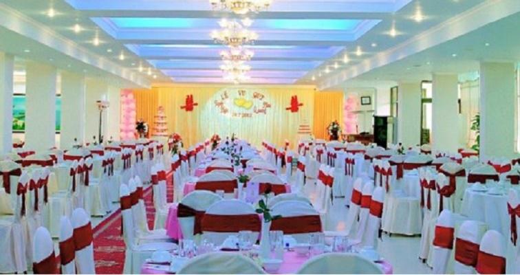Top 5 nhà hàng tiệc cưới nổi tiếng nhất Quảng Ngãi