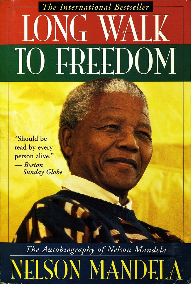 Long Walk to Freedom (Nelson Mandela)