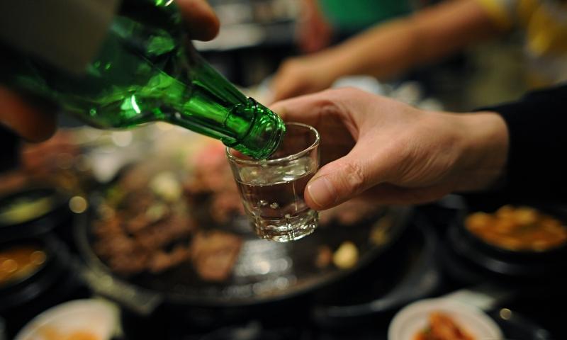 Hãy thay đổi thói quen uống rượu