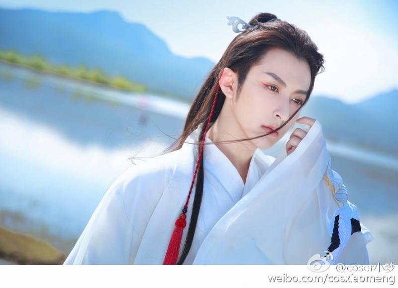 Top 9 nam cosplayer nóng bỏng đầy lôi cuốn nhất Trung Quốc