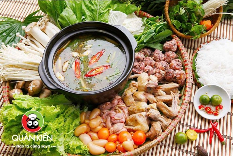 Top 15 Quán ăn ngon nhất ở khu vực Hồ Tây, Hà Nội
