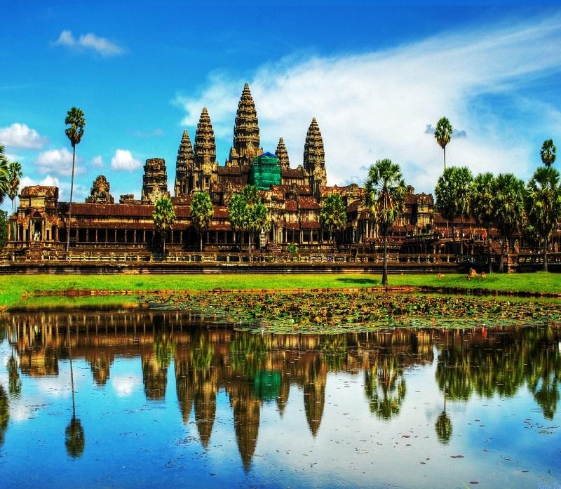 Quần thể đền Angkor