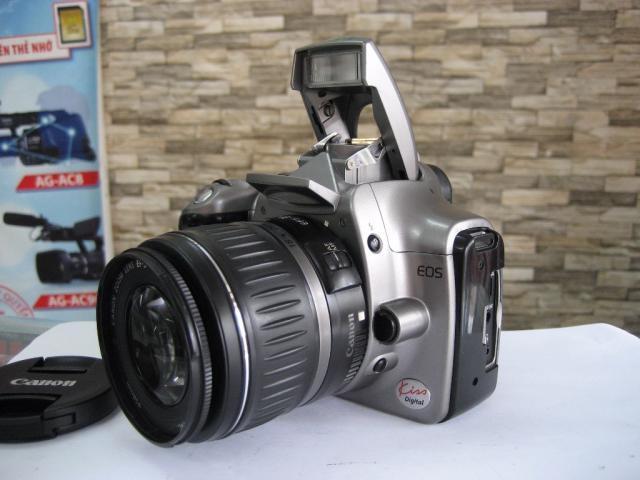 Canon EOS 300 - máy ảnh được ưa chuộng nhất