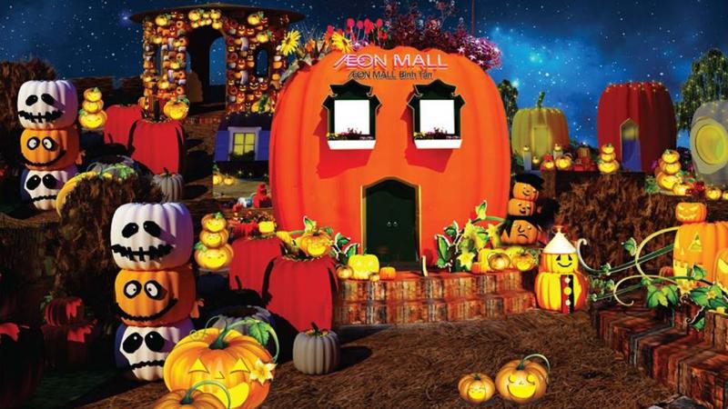 Top 7 cửa hàng bán phụ kiện Halloween tốt nhất tại thành phố Hồ Chí Minh