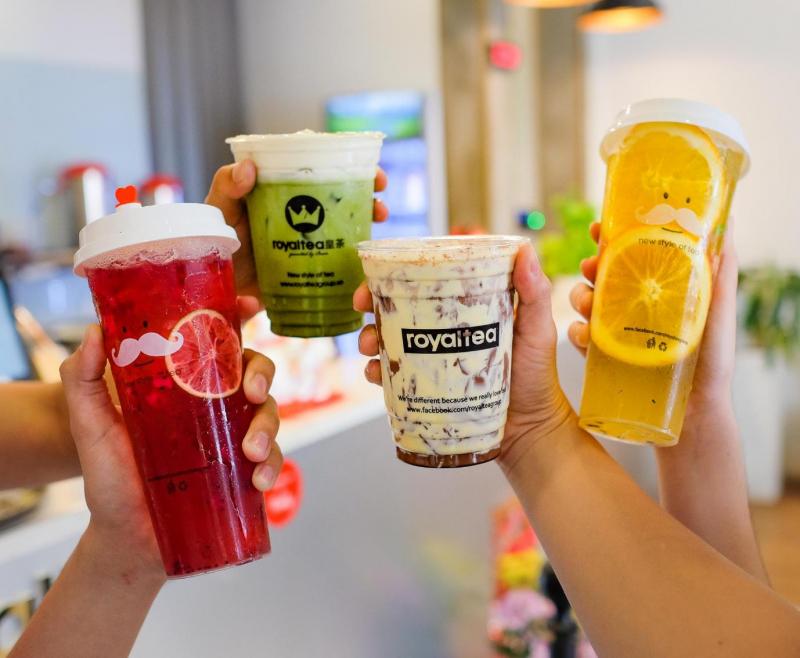 Top 8 thương hiệu trà sữa nổi tiếng nhất tại Sài Gòn