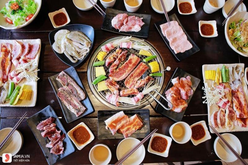 Top 9 quán buffet nướng rẻ mà ngon tại Cần Thơ
