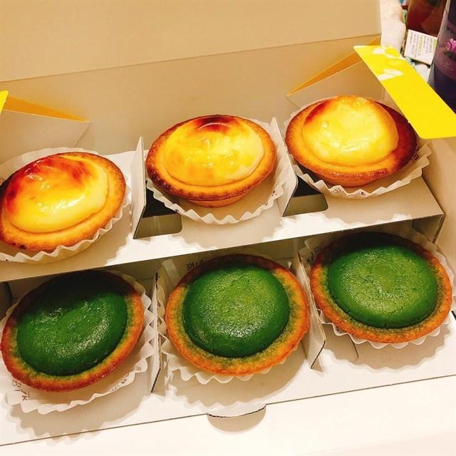 Bake Cheese Tart là một trong những tiệm bánh tart phô mai được yêu thích nhất Sài Gòn