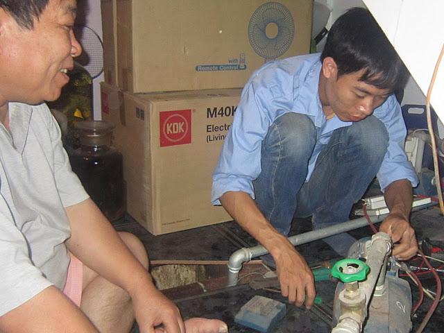 Top 7 dịch vụ sửa máy bơm nước tại nhà uy tín nhất Hà Nội