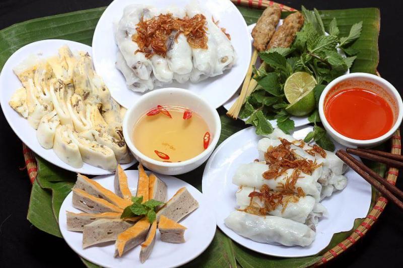 Top 14 quán bánh cuốn ngon nhất Hà Nội