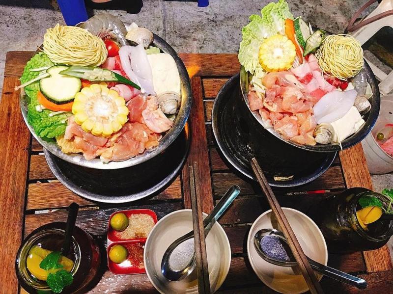 Top 15 địa chỉ lẩu một người ngon nhất Hà Nội