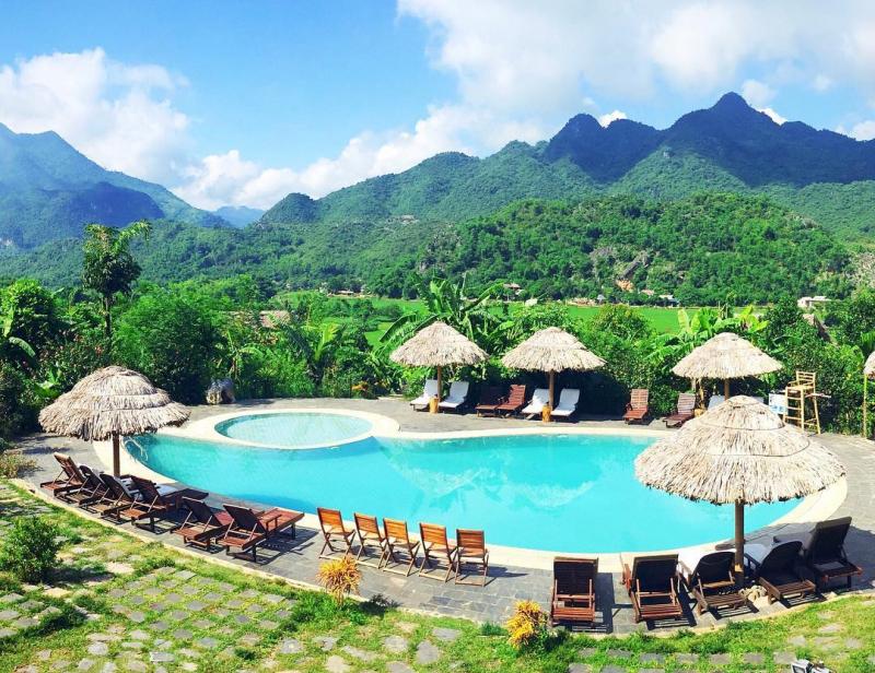 Top 9 resort đẹp ấn tượng tại Hòa Bình