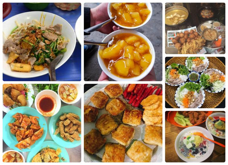 Top 15 Quán ăn vặt giá rẻ cho mùa đông ở Hà Nội