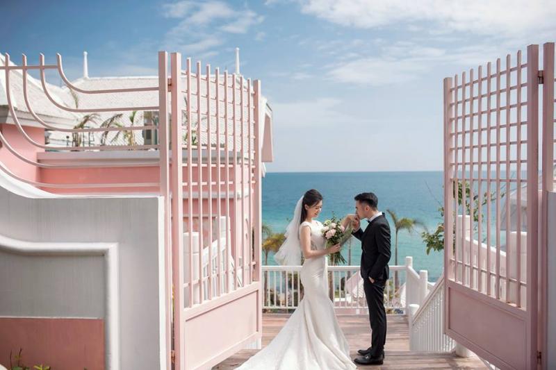 MANH BI Wedding