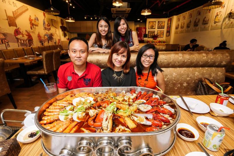Top 13 quán lẩu hải sản ngon ở Đà Nẵng