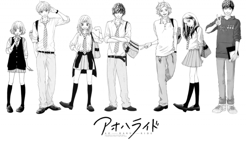 Top 16 Truyện manga học đường Nhật Bản hay nhất