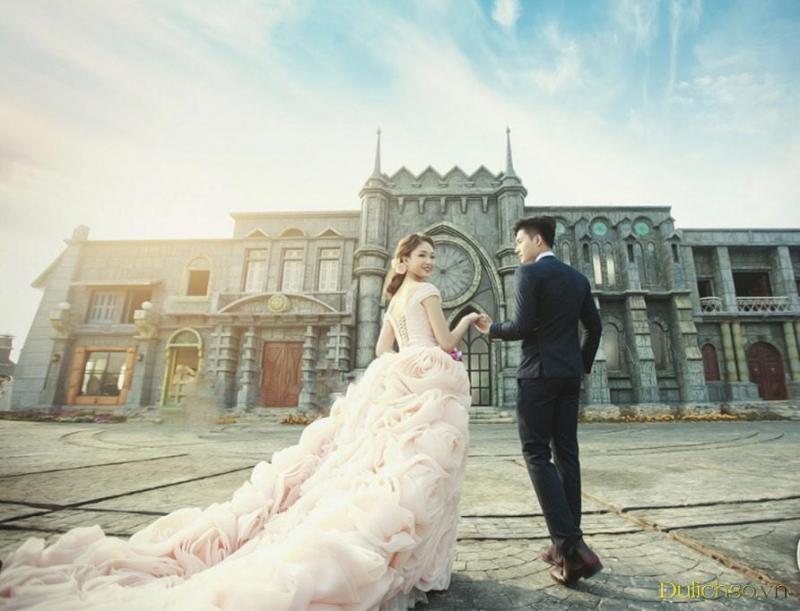 Top 13 Địa điểm chụp ảnh cưới mùa hè đẹp nhất Việt Nam 2020